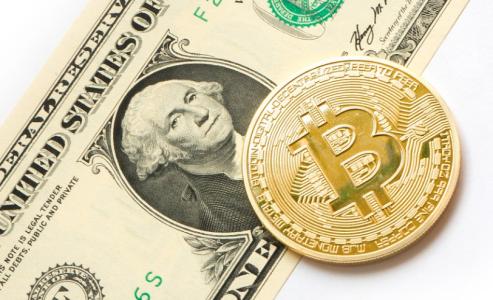 bitcoin against usd